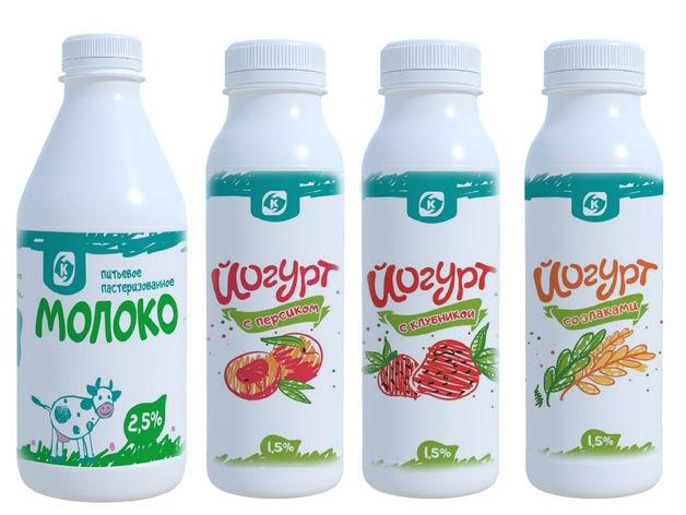 «Командор» и производитель «Алтайская буренка» запускают новую торговую марку «К»