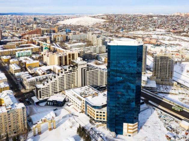 Здание «КАТЭКНИИуголь» вновь продают в Красноярске