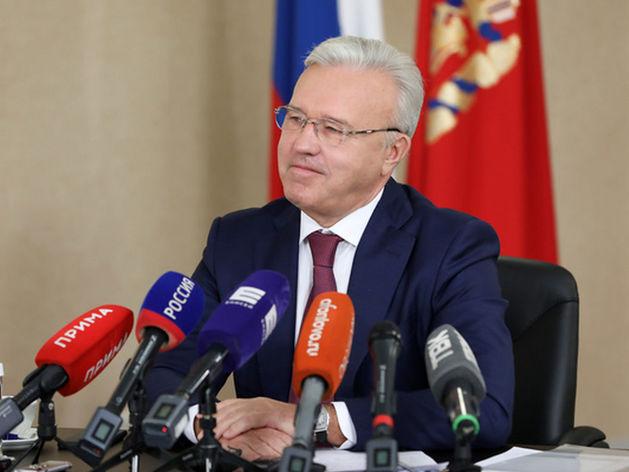 Три «У» Александра Усса: губернатор Красноярского края назвал три важных события года