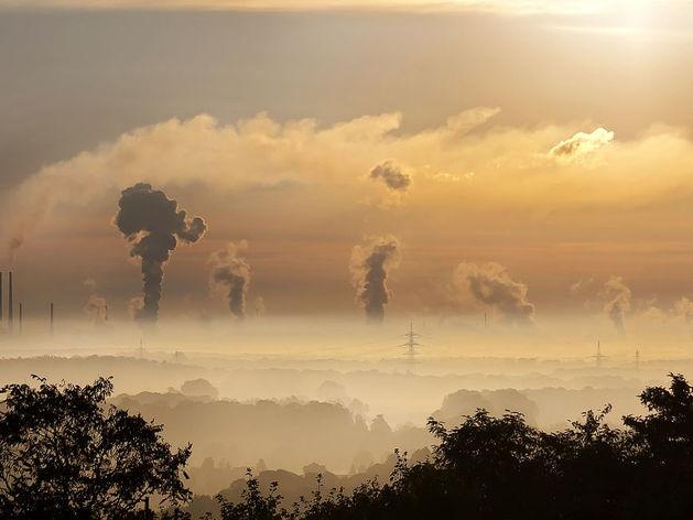 Жители Красноярска зря жаловались на качество воздуха в новогодние праздники