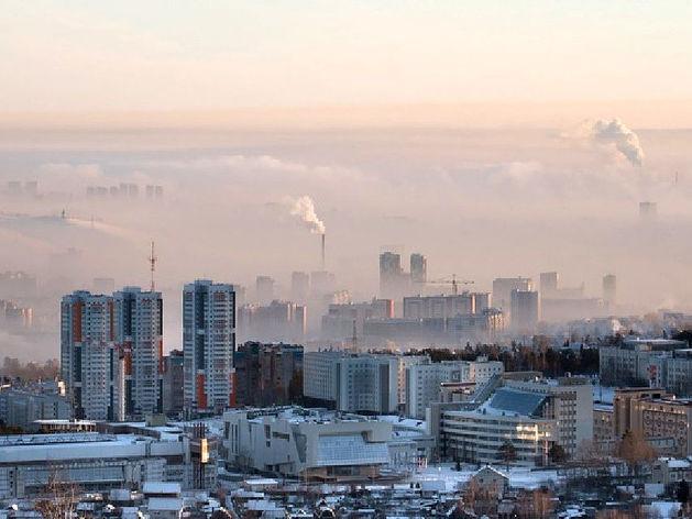 Красноярск: «Черное небо» до понедельника