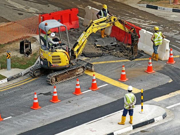 Миллиард на ремонт дорог в Красноярске: стартовала подготовка к сезону дорожного ремонта