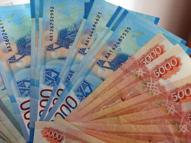 Средняя заработная плата в Красноярске за год выросла на 7%