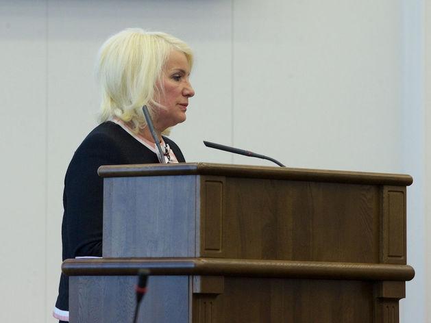 Суд снова решил не восстанавливать в должности экс-главу Счетной палаты