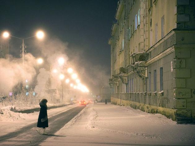 Когда в Крас-Петербург вернется настоящая сибирская зима
