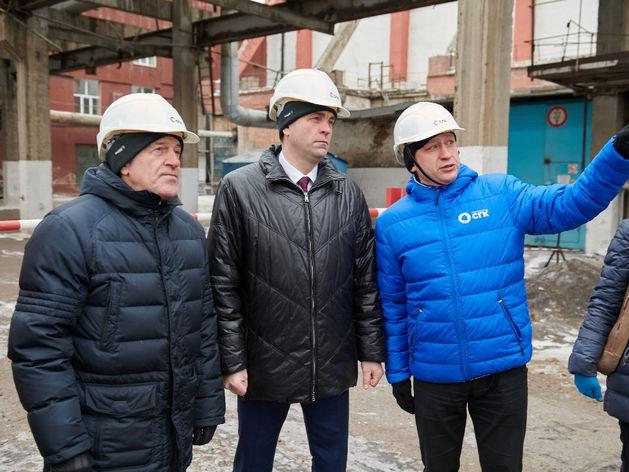 Эффект от самой высокой трубы ТЭЦ-1 красноярцы почувствуют в 2024 году