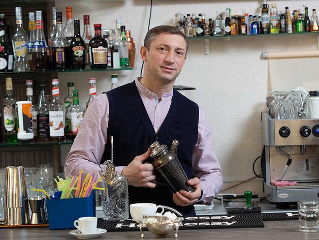 Андрей Стельмах: «Бар — это не алкоголь, это культура»