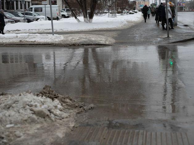 В плюсе: Красноярск побил рекорд по аномально теплой погоде