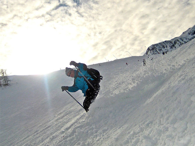 Красноярск вошел в тройку самых популярных горнолыжных направлений