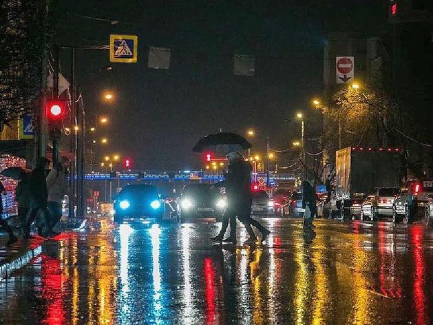 Какие перепады погоды ждут Красноярск в последнюю неделю февраля