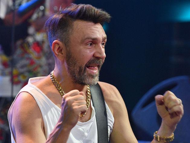 Show must go on: губернатор Усс предложил сделать Шнура почетным гражданином Красноярска
