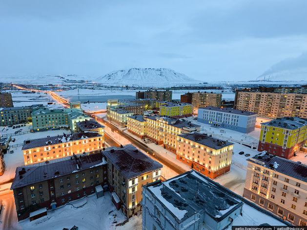 Программа реновации жилого фонда в Норильске может стартовать в 2021 году