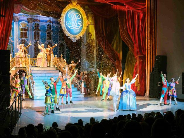 В Красноярском музыкальном театре в 200 раз прошла постановка «Голубая Камея»