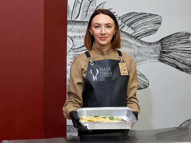 Нырнуть в бизнес: Как Светлана Буриченко вместо рекламы стала продавать рыбу