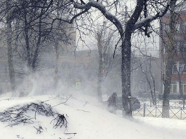 Красноярск 8 марта накроет снежная буря