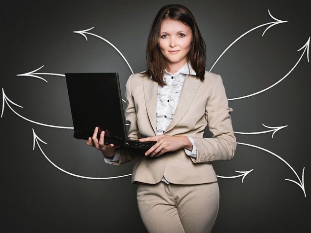 Российские женщины чаще хотят заниматься бизнесом