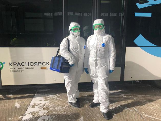 Авиахаб в Красноярске откроют, несмотря на угрозу коронавируса