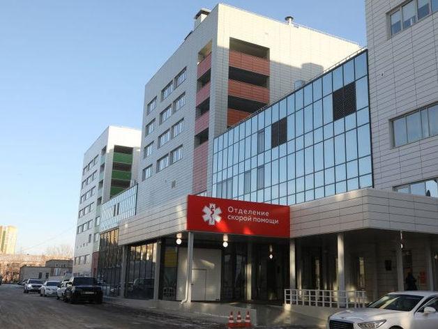 Подрядчик строительства Краевой клинической больницы заплатит крупный штраф за срыв сдачи