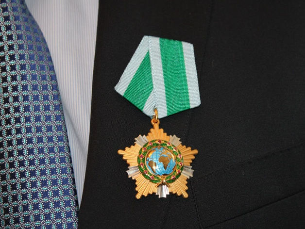 Шесть красноярцев удостоены государственных наград и почетных званий