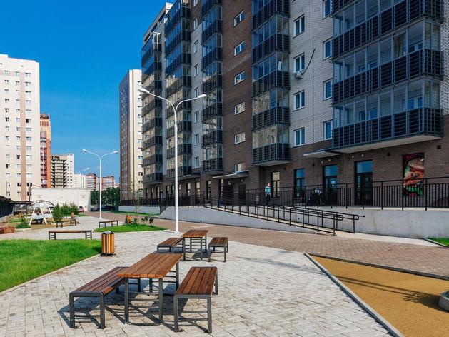 В Красноярске можно взять ипотеку от 1%