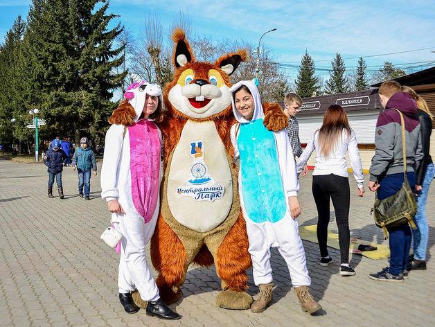 Коронавирус сдвинул сроки реконструкции Центрального парка Красноярска