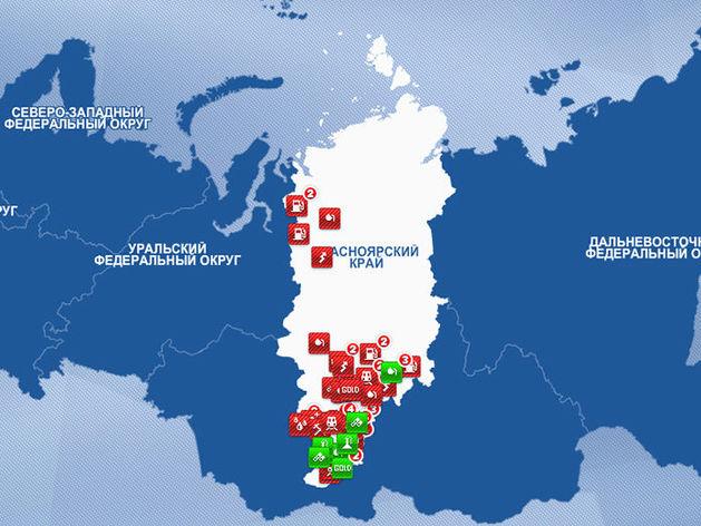 Экономика Красноярского края: место для шага вперед