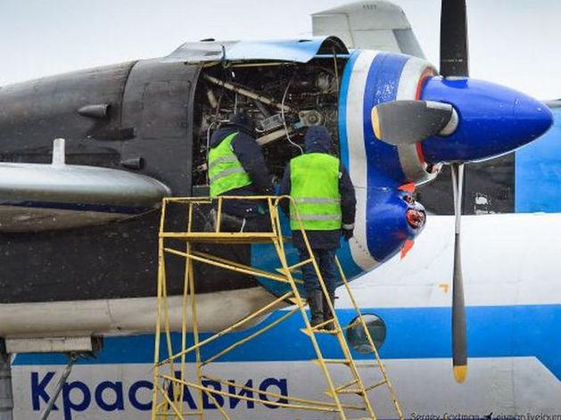«Красавиа» сокращает полетную программу: отменены шесть рейсов