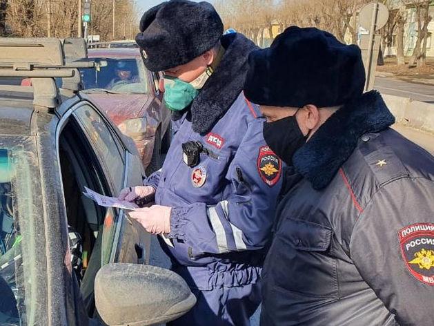 Красноярских водителей небудут тотально штрафовать запросроченные права