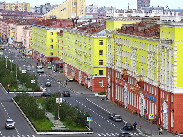 Норильск может стать «Городом трудовой доблести»