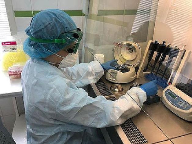 Красноярск получил экспресс-тесты на коронавирус