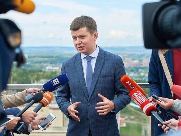 Директор красноярской универсиады возглавит физкультурный департамент в Минспорте РФ