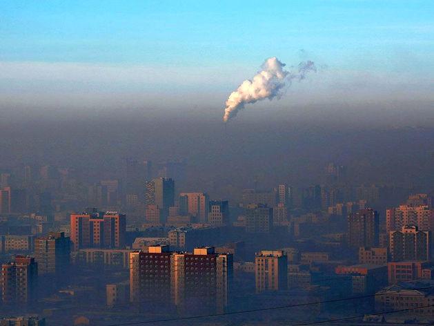 Минприроды РФ назвал главные причины загрязнения воздуха в Красноярске