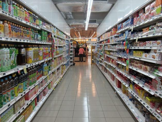 Красноярцы стали больше покупать в торговых сетях