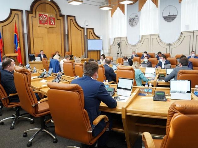 Красноярский горсовет снизил ЕНВД и ставки аренды для местных предпринимателей