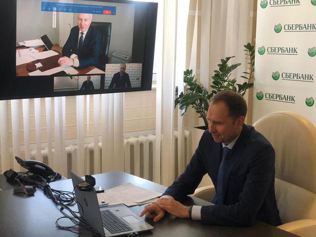 Правительство Красноярского края и Сбербанк заключили соглашение о сотрудничестве
