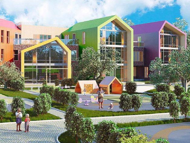 В Красноярске построят 11 детских садов