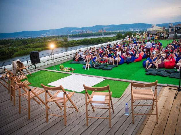 Театр на крыше в Красноярске планирует переезд на танцплощадку