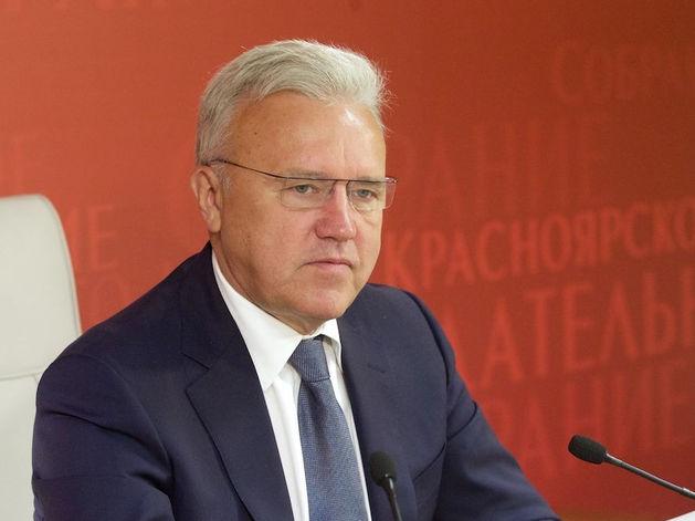 Губернатор Усс продлил самоизоляцию и ввел масочный режим в Красноярском крае