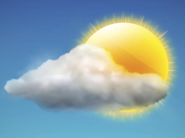 Красноярск ждет теплая погода на следующей неделе