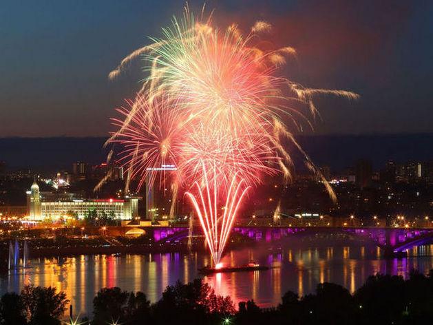 День рождения Красноярска перенесут. В онлайн