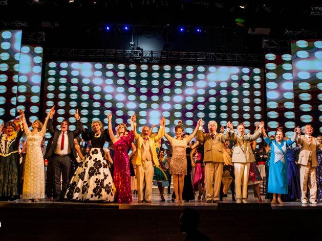 Музыкальный театр покажет видеоверсию юбилейного концерта «60 блистательных лет»