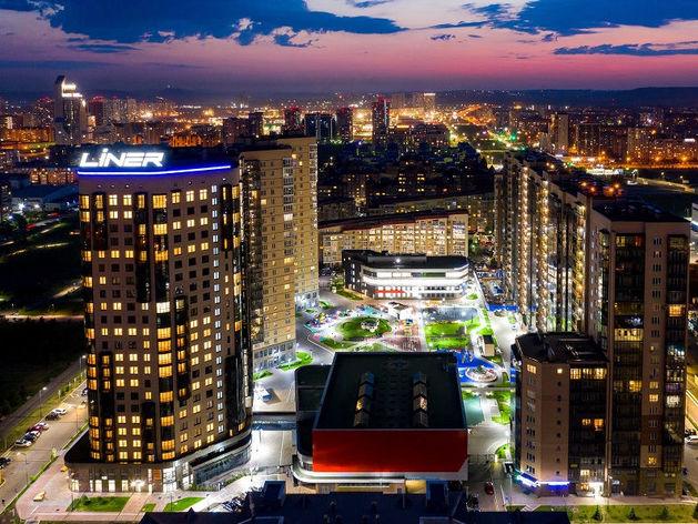Дом особого статуса LINER признали лучшим в Красноярском крае по версии премии «ТОП ЖК»