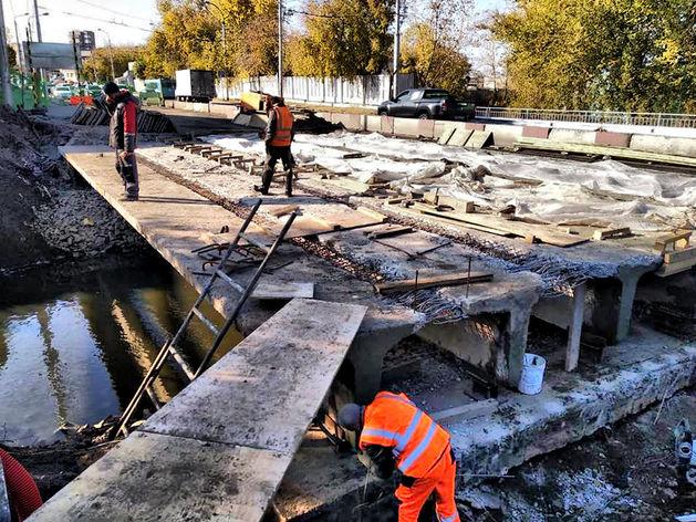 Подрядчик ремонта моста через Бугач выбран в Красноярске