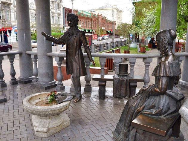 Краевая библиотека составила виртуальную экскурсию по пушкинским местам Красноярска
