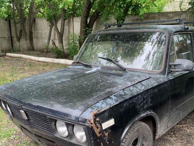Красноярская полиция нашла автомобиль грабителей инкассаторов