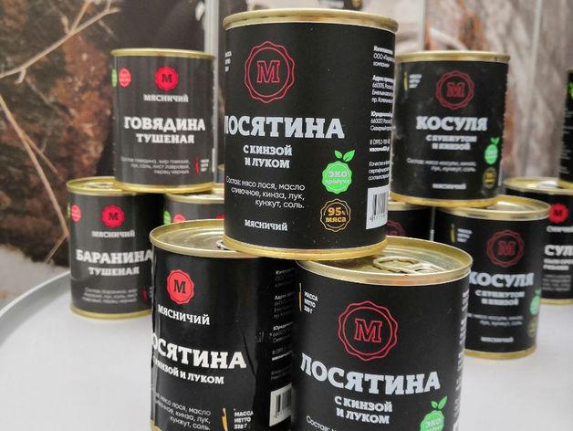 Консервный бум: в Москве растёт спрос на тушенку «Мясничий»