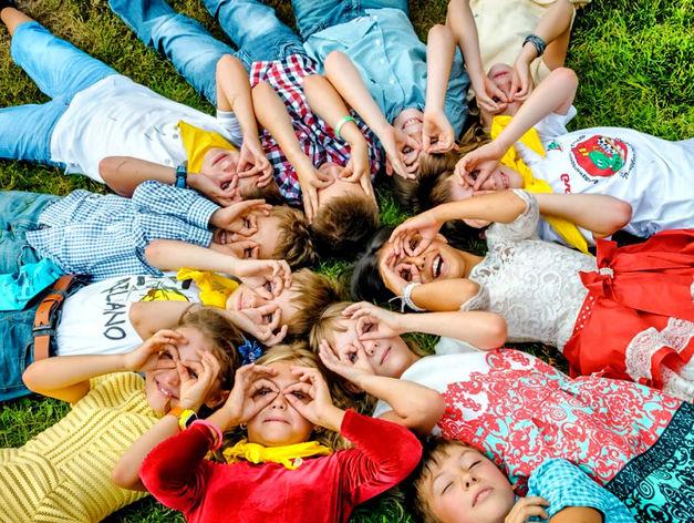 Летние детские лагеря открылись в районах Красноярского края