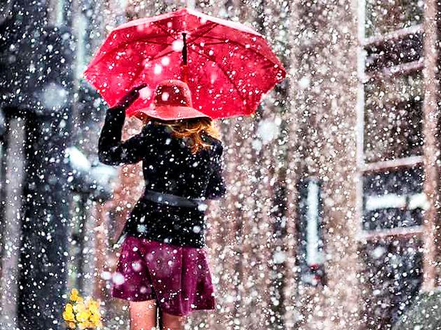 Красноярск ожидают дожди и ураган