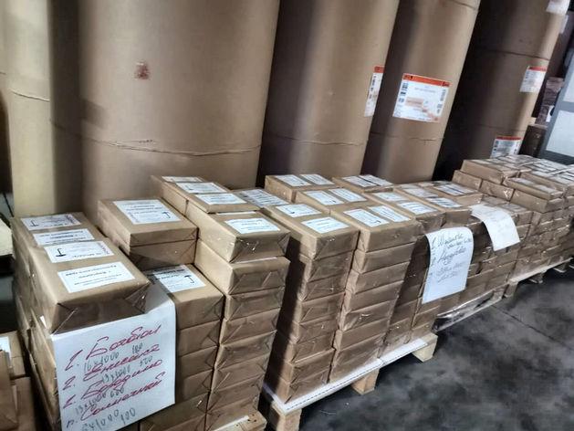 Бюллетени для голосования по поправкам в Конституцию отпечатаны в Красноярске