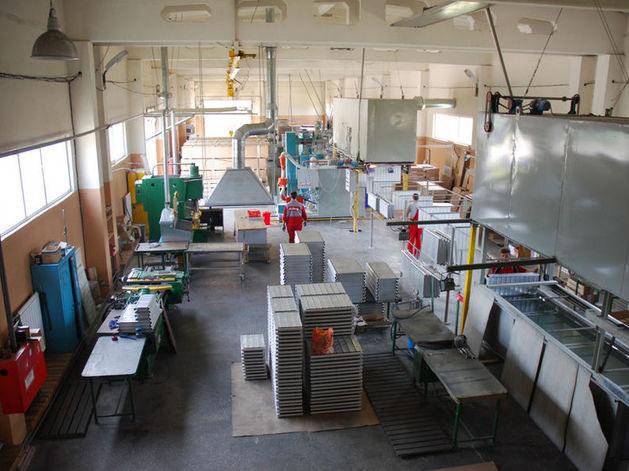 Красноярская компания «Алберг» прекратила выпуск алюминиевых радиаторов